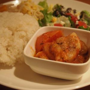 新宿ランチ:ボリューム満点の日替わりカフェごはん SCOPP CAFE(味:★3 雰囲気:★4)