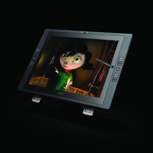 ワコムが『Intuos 4』技術を採用した液晶ペンタブレット『Cintiq 21UX Evolution』を発表