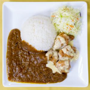 【お取り寄せ】宮崎名物「チキン南蛮」が入ったボリュームカレー! 秘伝のソースと本格ビーフカレーの組み合わせが美味すぎだルゥ!