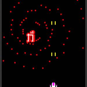 まるで弾幕の展覧会!シューティングゲーム『マクベース』で敵キャラと弾幕を作ってみた