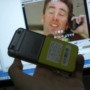 カシオ初のタッチパネル携帯にユーザー大興奮!『CA001』を購入!
