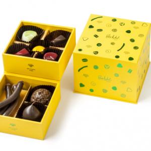 【ショコラ特集】女性を表現したチョコレート!? 『ピエール・ルドン』独創的な新作粒が期間限定にて登場!