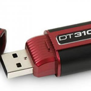 性能を強化した256GBのUSBフラッシュドライブ『DataTraveler 310』