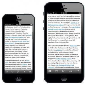 『iPhone 6』は4.8インチか? 海外サイトにリークらしいものが掲載される