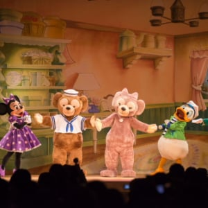 東京ディズニーシー人気ショー『マイ・フレンド・ダッフィー』がリニューアル! 今回はダッフィーのお友だちシェリーメイも登場!