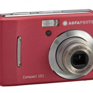 独フィルムブランドの1219万画素デジカメ『AGFAPHOTO Compact102』