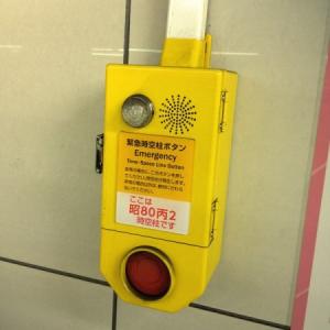 【隣接世界】緊急時空柱ボタン