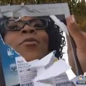 テキサスのガソリンスタンドで破格『iPad』を購入! → ただの鏡でした