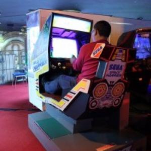 30代感涙!青春の体感ゲームを東京で遊ぶ!