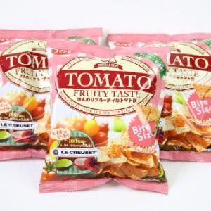 トマトの魅力を再発見! 『トルティアチップス ほんのりフルーティなトマト味(コイケヤ)』フォトレビュー
