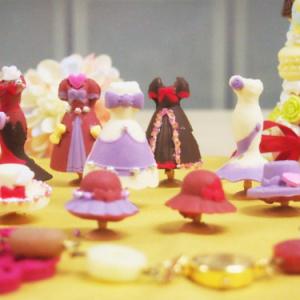 【ショコラ特集】デコって自分だけのドレスチョコ! 「パラソル」に「ドレス&ハット」優雅なチョコキットで手作り乙女バレンタイン【体験動画アリ】