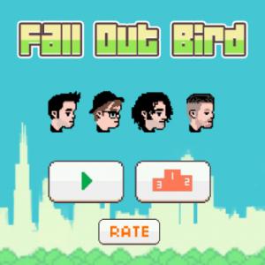 削除された「Flappy Bird」! Fall Out Boyがそっくりアプリ配信