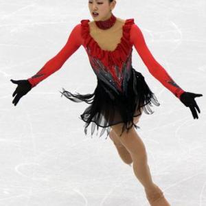 【ソチ五輪】女子フィギュアスケート(ショート)速報 キムヨナ1位で浅田真央は20点差近く離される