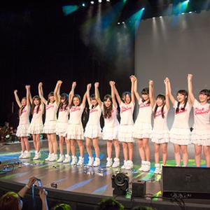 東京ファッションコレクションにゲスト出演! 舞浜アンフィシアターにピンク・ベイビーズ登場!