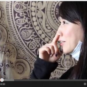 """花粉症の原因は""""鼻の誤作動""""? 30秒で鼻スッキリのセラピー動画"""
