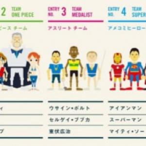 ホビットとアイアンマンと武井壮が対決したら? 「ヒーローたちのオリンピック」が面白すぎる!