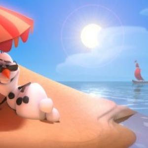 """ピエール瀧がディズニー映画の吹替をする時代がくるとは! 雪だるま""""オラフ""""の歌声解禁"""