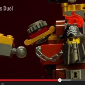【組立動画レポ】『LEGO ムービー』3月21日公開! あのロボも『レゴ』になったぞ