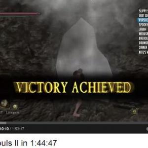 『ダークソウル2』のRTA動画が早速公開される その時間1時間44分!