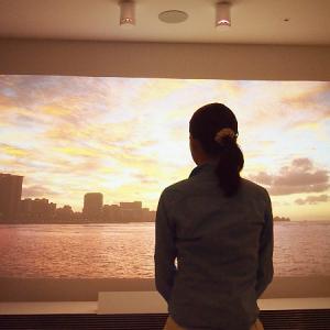 4K超短焦点プロジェクターがリビングを変える!? 『Life Space UX Exhibition』が銀座ソニービルで開催中