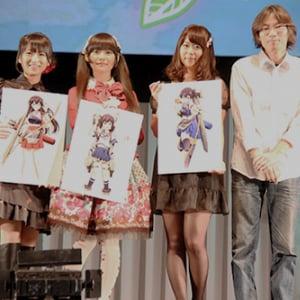 『AnimeJapan 2014』内『艦隊これくしょん』ステージにて新情報続々発表! アニメのキャストとビジュアルに続き公式ファンイベントも開催決定!
