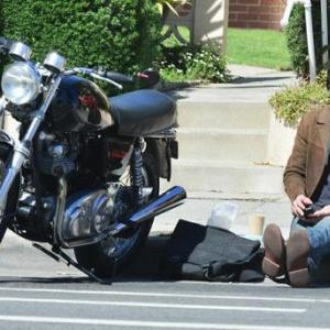 キアヌ・リーブスの新たなぼっち写真が激写される!
