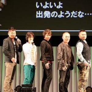 「声優やってて良かった」小野大輔が承太郎風ファッションで登場! Anime Japan『ジョジョの奇妙な冒険』ステージ