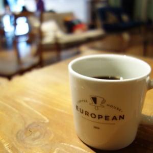 """『ジョージア』と猿田彦珈琲のコラボで実現 神宮前にオープンした無料でコーヒーが飲める店""""コーヒーハウス ヨーロピアン""""に行ってきた"""