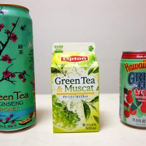 """日本でもブームが来るかも? 海外で人気の""""緑茶飲料""""を飲み比べ"""
