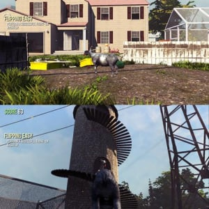【ソルのゲー評】山羊が主人公のオープンワールド馬鹿ゲーム『Goat Simulator』を遊んでみた