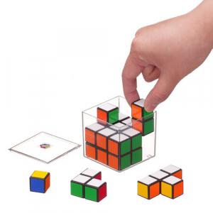 『ルービックキューブ』30周年を記念した新製品『ルービックキューブ立体パズル』と『2×2×4ルービックタワー』