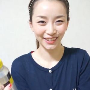 辛い炭酸?! 新商品『ミンミンスパークリング』を美人有名youtuberが動画で試飲レビュー