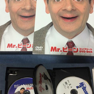 『Mr.ビーン』のDVDコンプリートボックスが11時間で4968円とお得すぎる!
