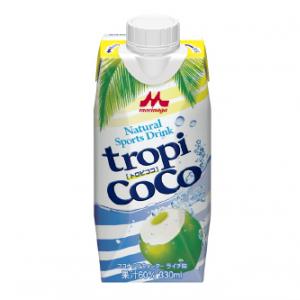 注目のココナッツウォーターが日本人向けに! 『tropicoco』4月22日に新発売