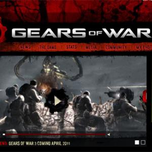 超人気シリーズ最新作Xbox360『ギアーズ・オブ・ウォー3』発売日決定! 美女も登場