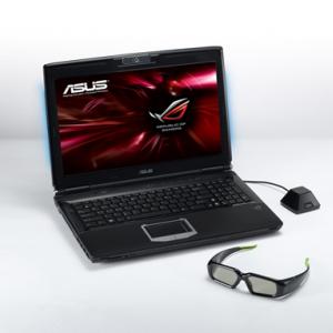 ASUS、3D機能対応の新次元エンターテインメントノートPC『G51Jx 3D』発売へ