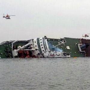 韓国沈没船に乗っていた高校の教頭が自殺か? 事故後に救助されていた