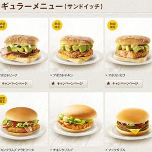 マクドナルドのハンバーガーはハンバーガーではなくサンドイッチ