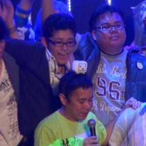 【超会議】『ニコニコ超会議3』に岡村隆史が登場で大騒ぎに! チューチュートレインを熱唱