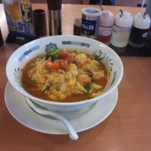 【実食レポート】日高屋の新メニュー「トマト酸辣湯麺」がウマすぎる