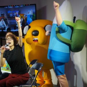 人気声優・朴璐美もドハマり中! ゆるくておかしなアニメ『アドベンチャー・タイム』のDVD発売決定