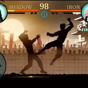 和風雰囲気バッチリなスマホ格闘ゲーム『シャドウファイト2』