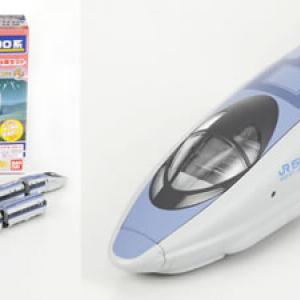 新幹線500系のぞみがバンダイの鉄道プラモデル『Bトレインショーティー』で発売へ