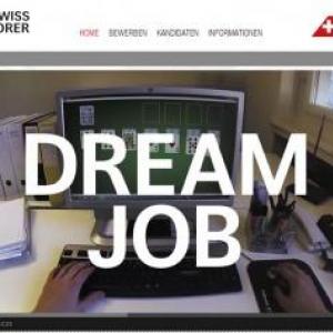 仕事内容は世界中を旅すること! スイスの航空会社が異例の求人募集