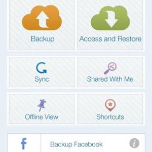 【アプリ】クラウドサービス『IDrive』が凄い デバイスを丸々同期可能で復元も簡単