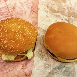 マクドナルドのハンバーガーのバンズは「焼く」と「蒸す」の2種類! だいたい10秒間蒸す