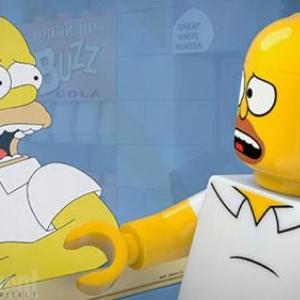 アニメ『シンプソンズ』シーズン25が放送スタート 20話は全編レゴで製作という暴挙