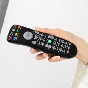 テレビのリモコン感覚でPCを操作『PCリモコンマウス』