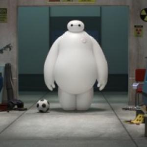 ディズニーアニメ最新作『ベイマックス』(原題:Big Hero 6) 主人公は戦闘力ゼロの優しいロボット!