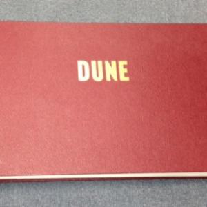 故ギーガーによるデザイン画も! ホドロフスキー版『DUNE』幻のストーリーボードお披露目決定